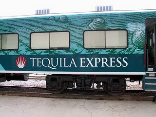 Tequila Express Train